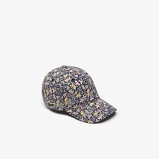 Image of Lacoste NAVY BLUE/MULTICO MEN'S KEITH HARING ALLOVER PRINT CAP