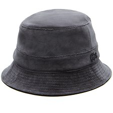 Image of Lacoste GRAPHITE UNISEX FASHION SHOW HAT