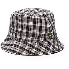 Image of Lacoste SCILLE/FLOUR-SOLANEE-ANTHORA MEN'S FASHION SHOW HAT