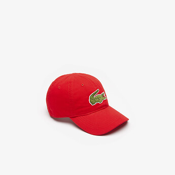 dcb95943e Image of Lacoste MEN S BIG CROCODILE CAP