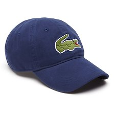 Image of Lacoste INKWELL MEN'S BIG CROCODILE CAP