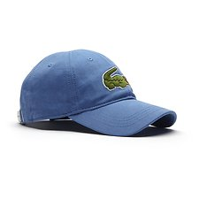 Image of Lacoste THERMAL BLUE BIG CROC CAP