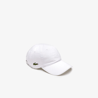 Image of Lacoste  MEN'S BASIC SIDE CROCODILE CAP