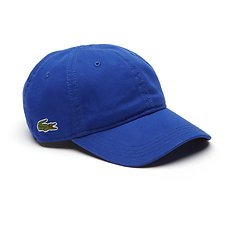 Image of Lacoste STEAMER MEN'S UNISEX BASIC SIDE CROC CAP