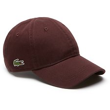 Image of Lacoste VERTIGO MEN'S BASIC SIDE CROCODILE CAP