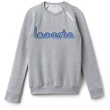 Picture of CURSIVE LOGO CREW NECK SWEAT