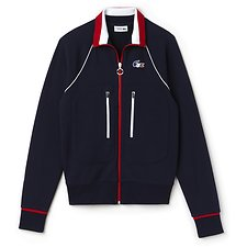 Picture of OLYMPICS FULL ZIP MOCK NK SWEAT