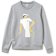 Picture of MEN'S ROLAND GARROS VINTAGE TENNIS SWEATSHIRT