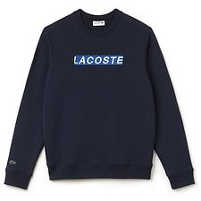 Picture of BLOCK LOGO CREW NECK SWEAT