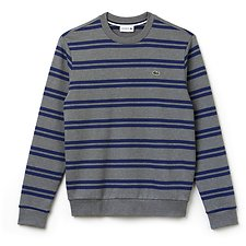 Picture of MEN'S CREW NECK STRIPE SWEATSHIRT