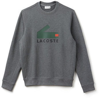 bb9d53b9c1b5 Image of Lacoste MEN S BLOCK CROC SWEATSHIRT