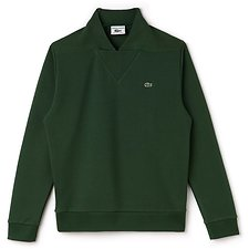 Image of Lacoste GREEN UNISEX 85TH ANNIVERSARY LIMITED EDITION VINTAGE SWEAT