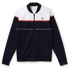 Picture of MEN'S COLOUR BLOCK SWEAT WITH LOGO TAPING