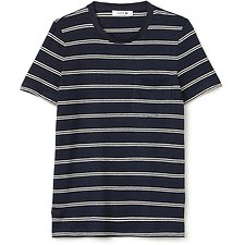 Picture of FASHION SHOW JERSEY STRIPE TSHIRT