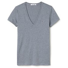 Picture of BASIC V NECK WOMEN'S TEE