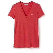 Picture of WOMEN'S BASIC V NECK WOMEN'S TEE