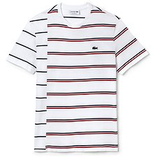Picture of MADE IN FRANCE BROKEN STRIPE TEE