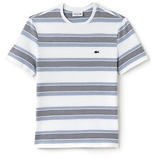 Picture of MEN'S CREW NECK STRIPED JERSEY T-SHIRT