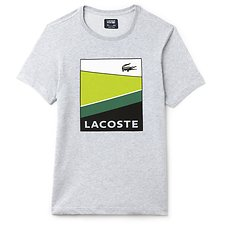 Image of Lacoste MULTI MEN'S OPEN TRAINING TEE