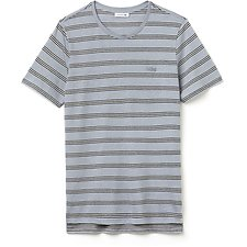 Picture of MENS FASHION SHOW JERSEY STRIPE TSHIRT