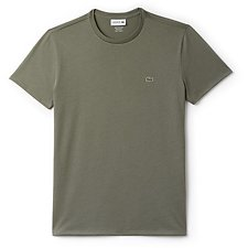 Picture of BASIC CREW NECK PIMA TEE