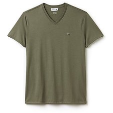 Picture of BASIC V NECK PIMA TEE