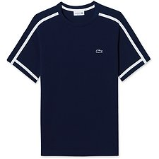 Picture of MEN'S OUTLINE SLEEVE PIQUE TEE