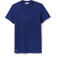 Image of Lacoste OCEAN MEN'S SHADOW CROC TEE