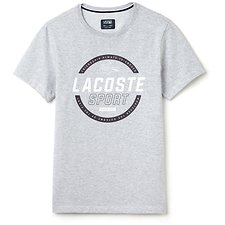 Picture of LACOSTE TENNIS BALL LOGO TEE