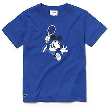 Image of Lacoste STEAMER KIDS' DISNEY TEE
