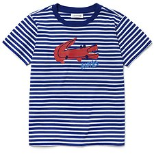 Picture of KID'S CREW NECK CROC STRIPE TEE