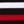 Image of Lacoste BLACK/MARINO-RED-WHITE MEN'S LACOSTE SPORT STRIPE POLO